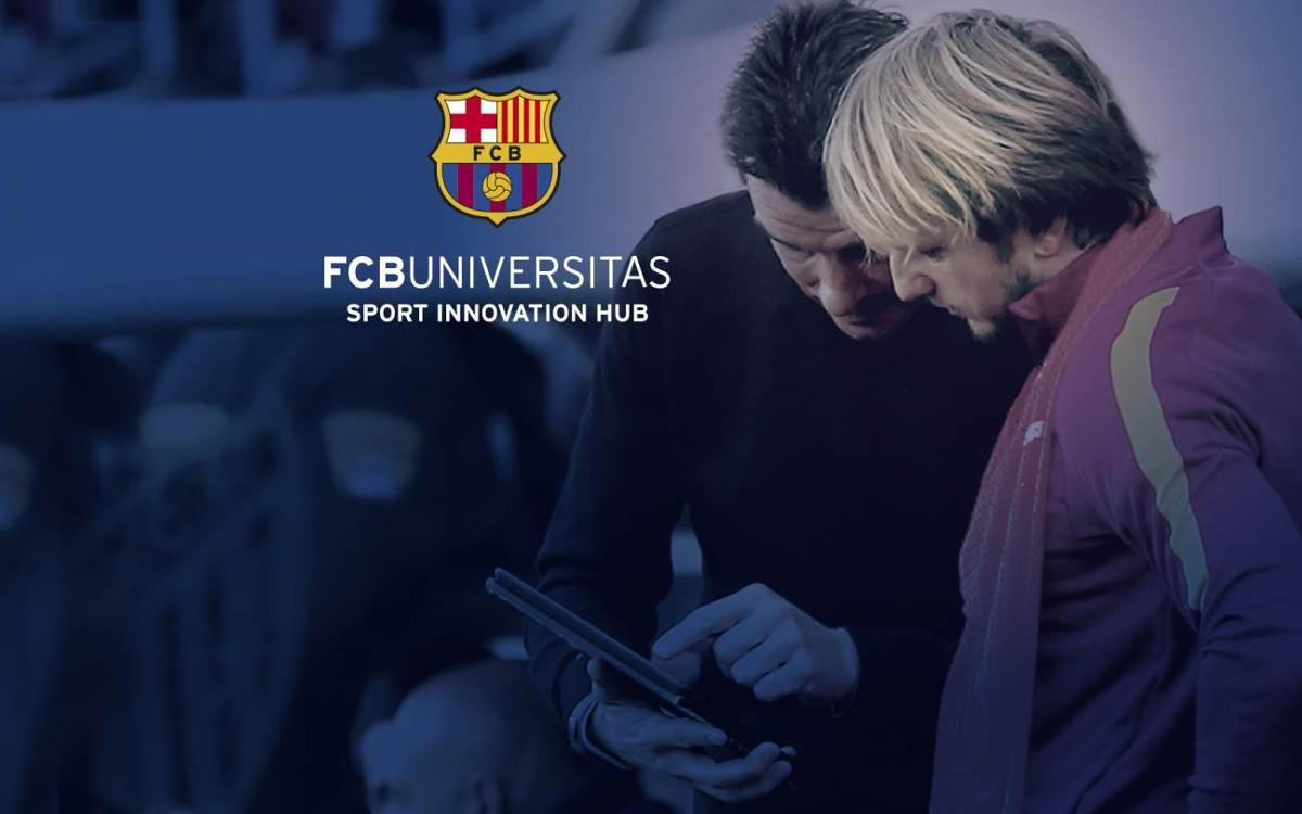 L'FCB Universitas inaugura la seva plataforma digital de difusió del coneixement i formació 'on line'