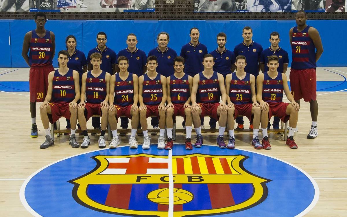 El Barça Lassa, premiado por la revista 'Gigantes del Basket' por su trabajo en el baloncesto base
