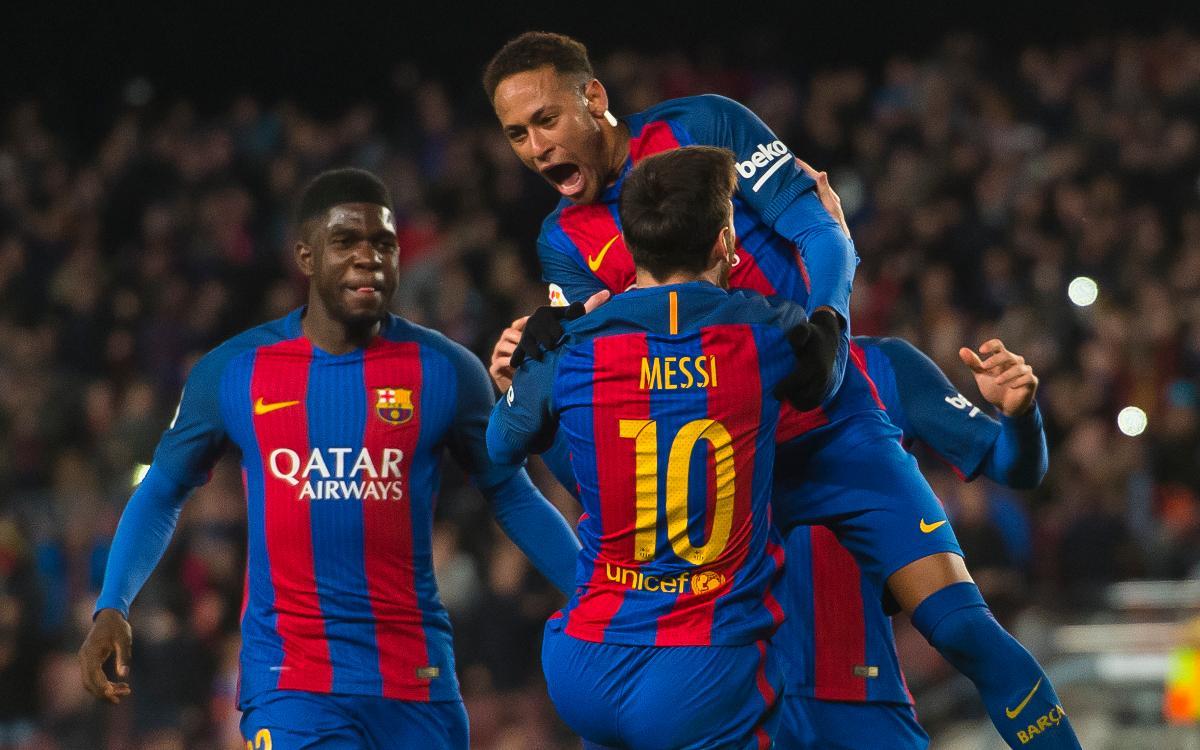 FC Barcelona - Real Sociedad: Que siga la racha