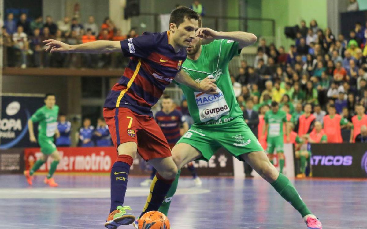 El Xota, rival del Barça en los cuartos de la Copa de España