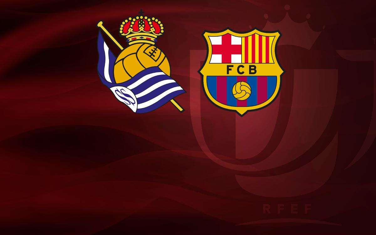Applications for tickets for the Copa game against Real Sociedad in San Sebastián open on Monday