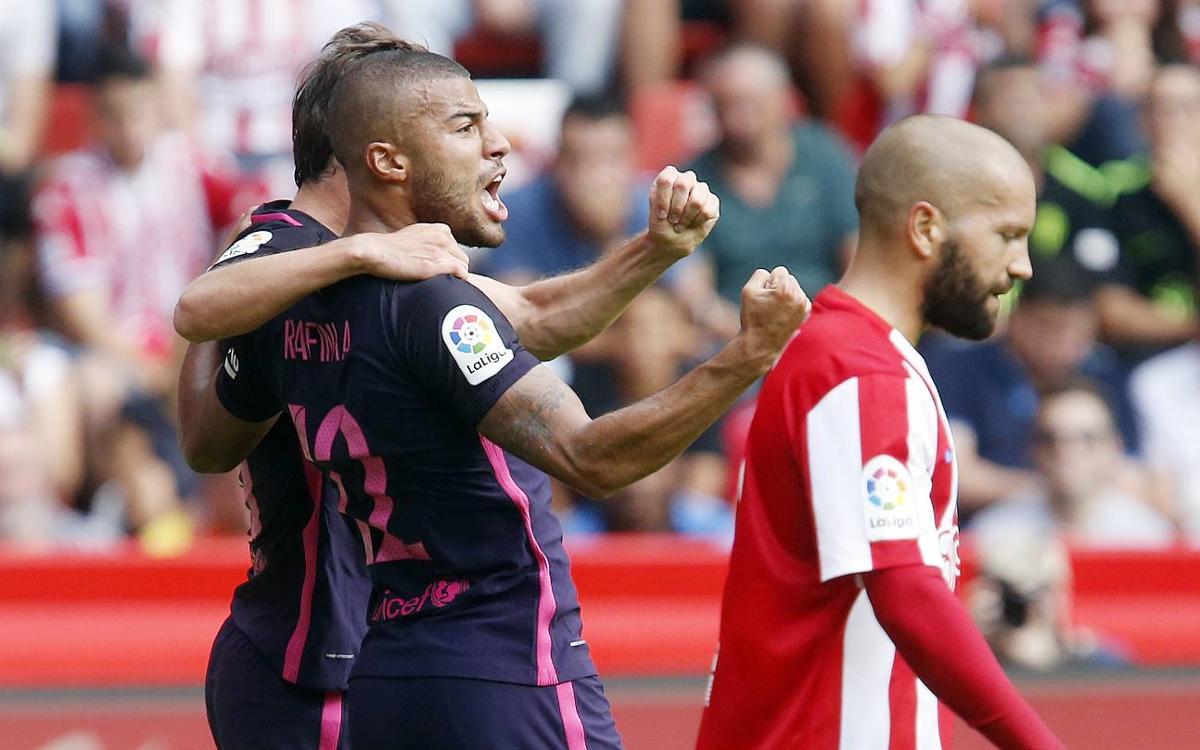 El FC Barcelona-Sporting, el miércoles 1 de marzo a las 19.30 horas