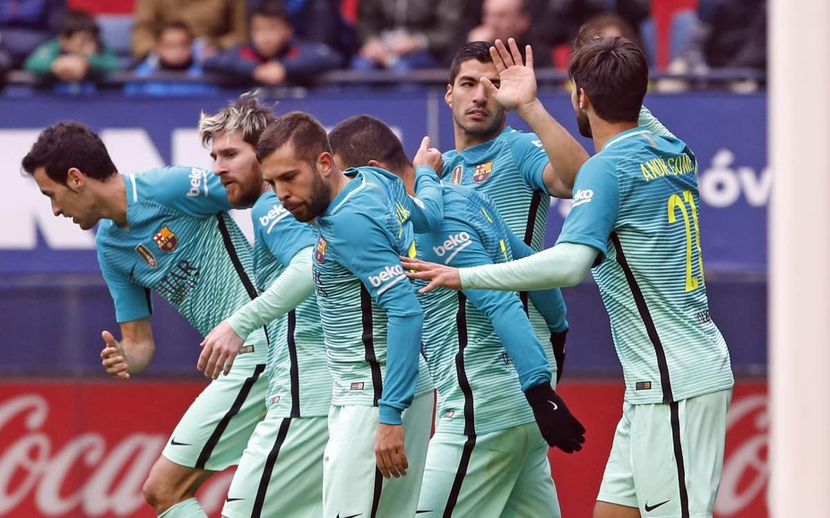 Avant-match | Eibar - FC Barcelone : Poursuivre la série