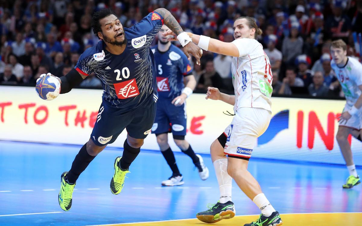 Cédric Sorhaindo, quadruple Champion du Monde de Handball