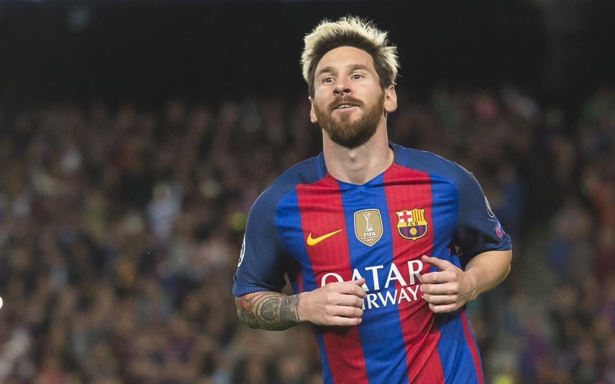 Leo Messi, segundo clasificado en el premio The Best de la FIFA