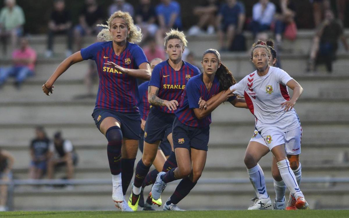 BIIK Kazygurt - FC Barcelona Femenino (previa): La ilusión europea vuelve a empezar a Kazajstán