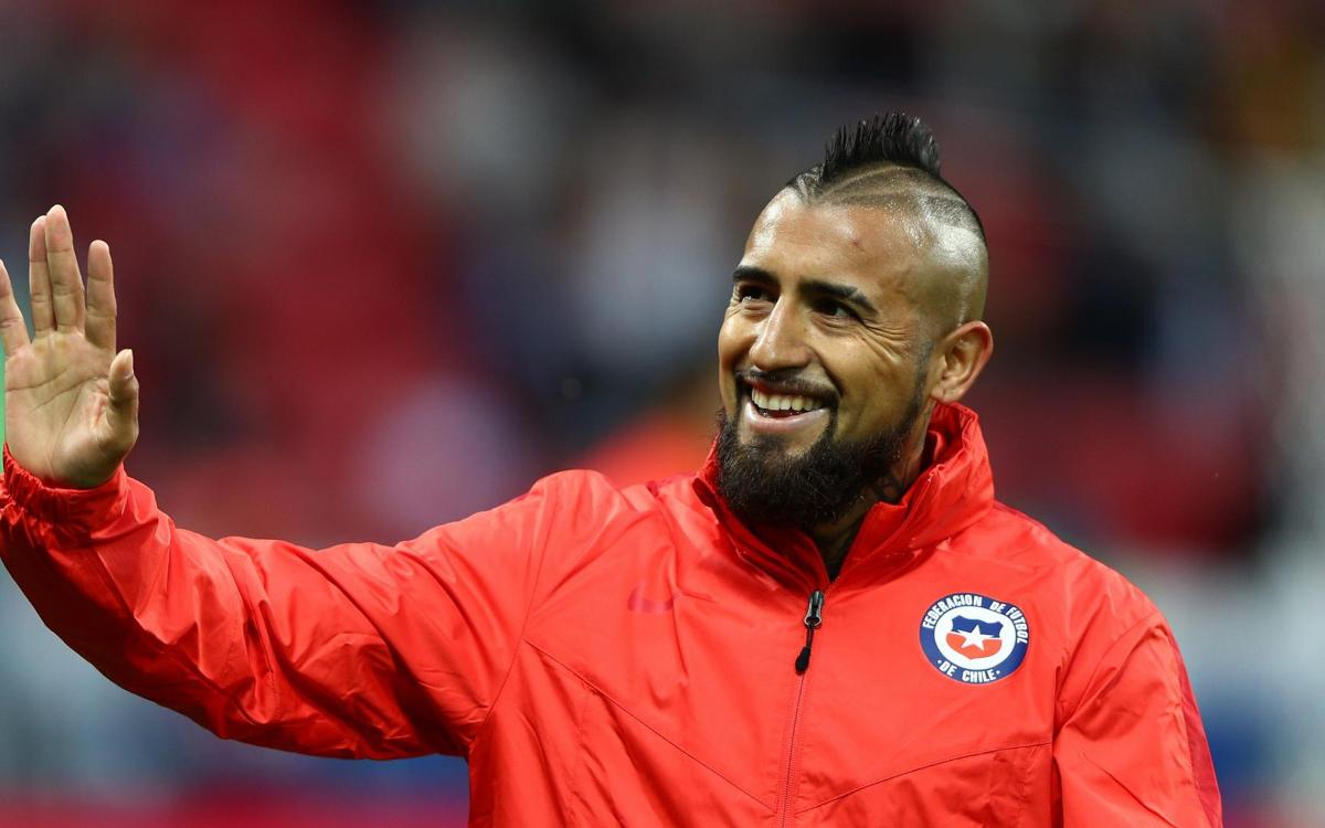 Agreement with Bayern Munich for the transfer of Arturo Vidal