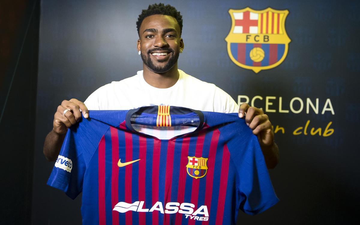 Arthur signa amb el Barça Lassa fins al 2020
