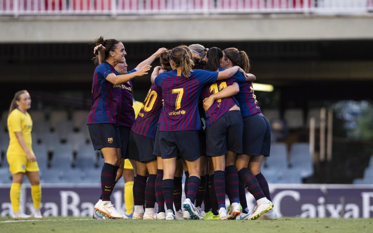 Manchester City – Barça Femení (prèvia): Un altre súper partit