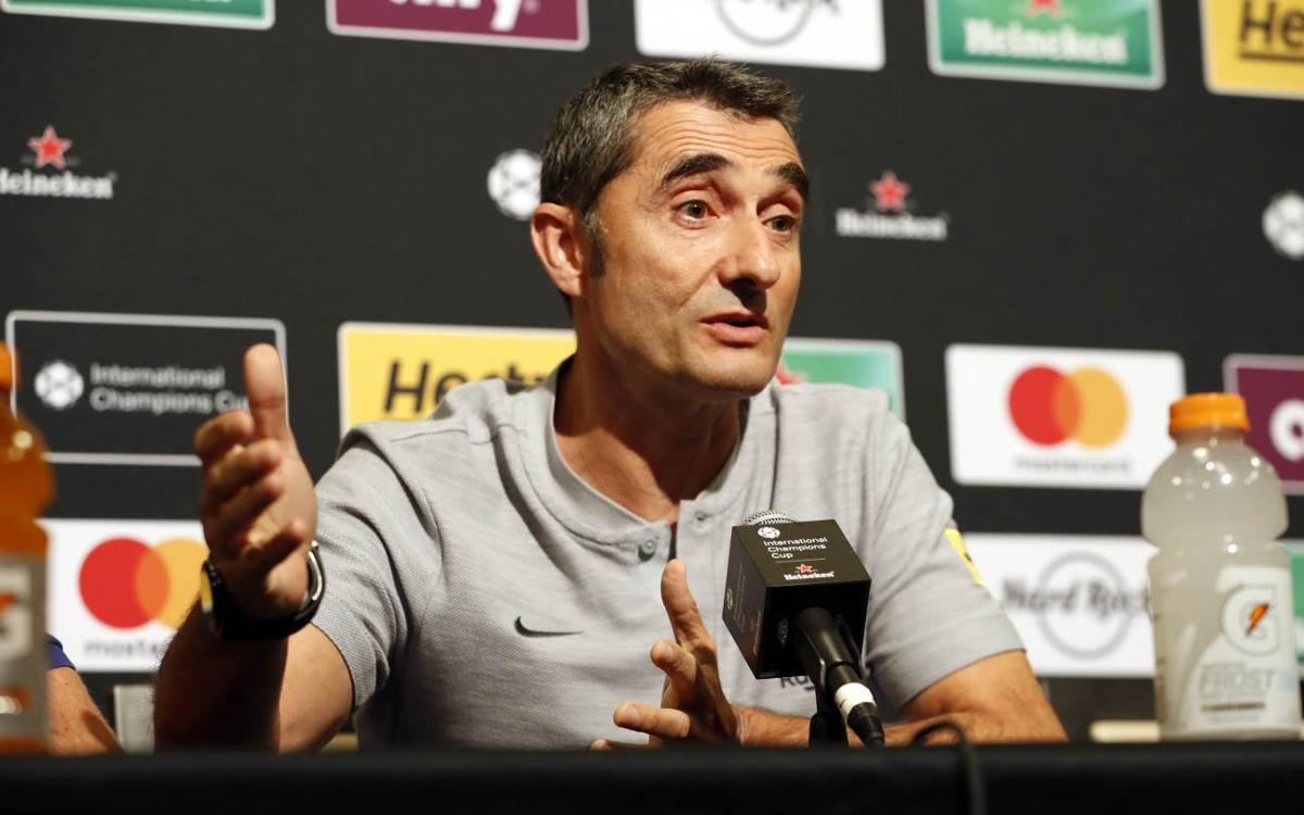 Valverde: 'Arturo Vidal will give us energy and a strong presence'