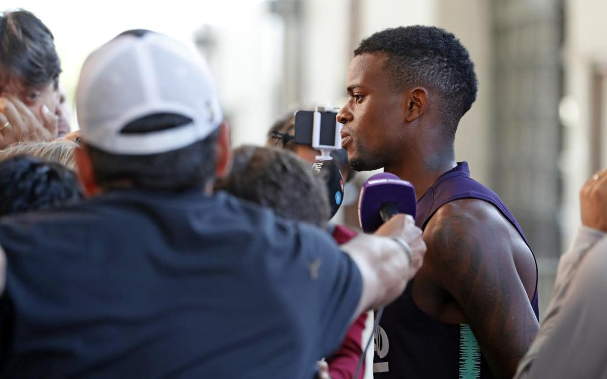Semedo: 'There are a lot of positives about the preseason'