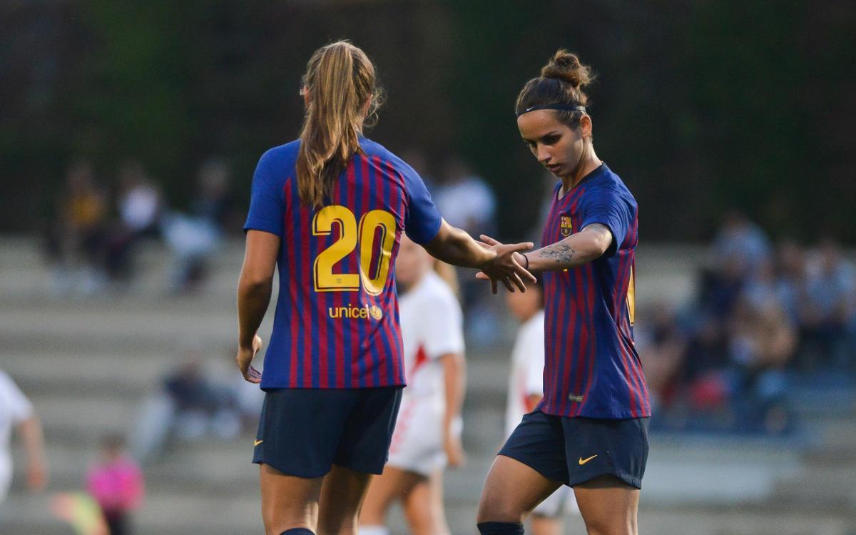 El Barça-Llevant es jugarà el 24 d'octubre