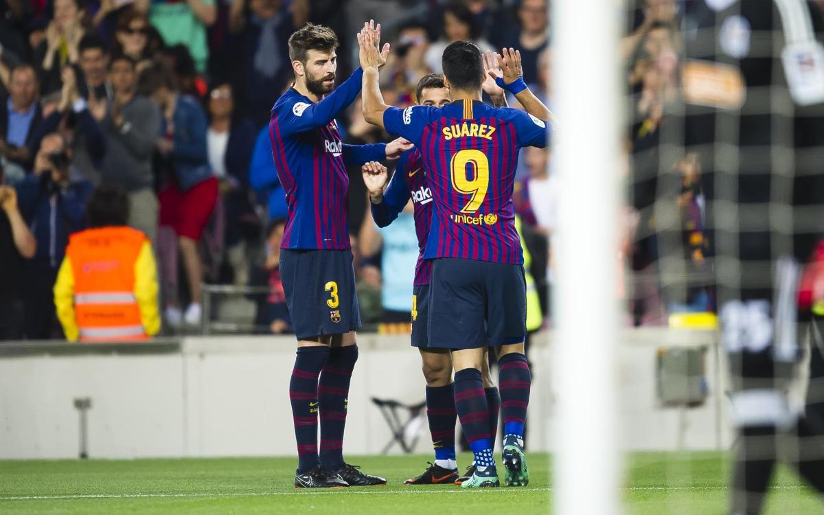 El Barça - Huesca ya tiene día y hora