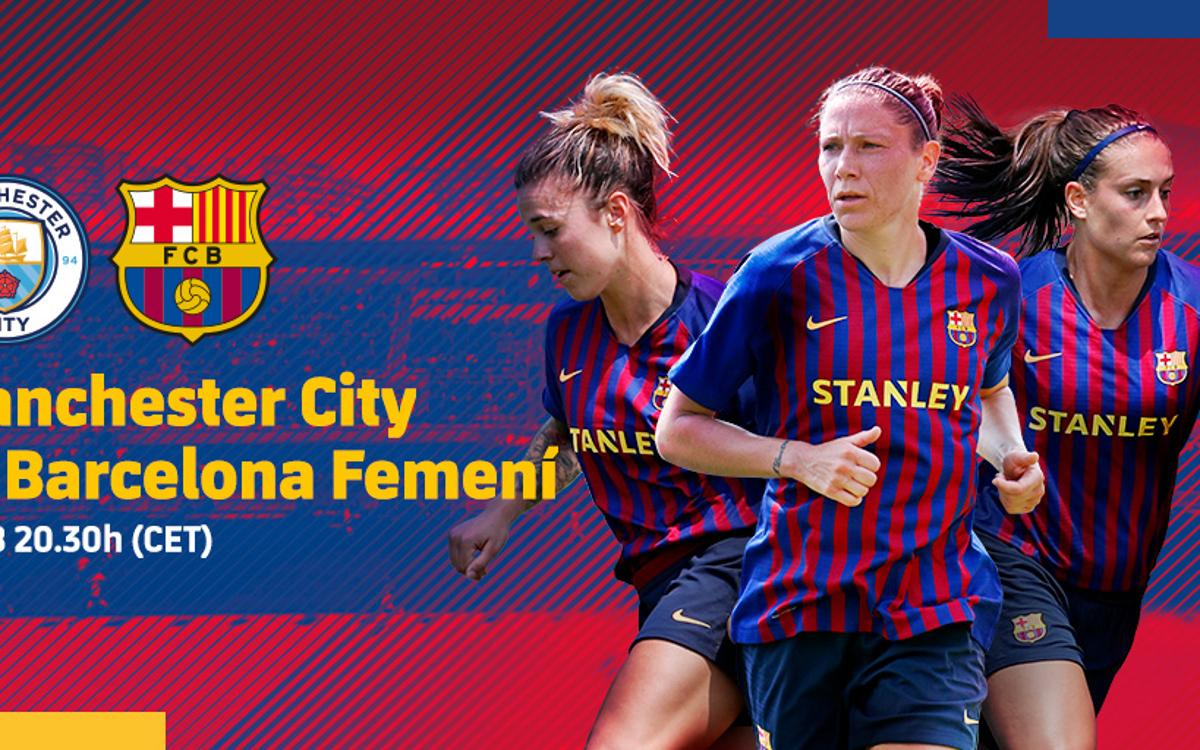 Les 10 coses que has de saber del City-Barça de diumenge
