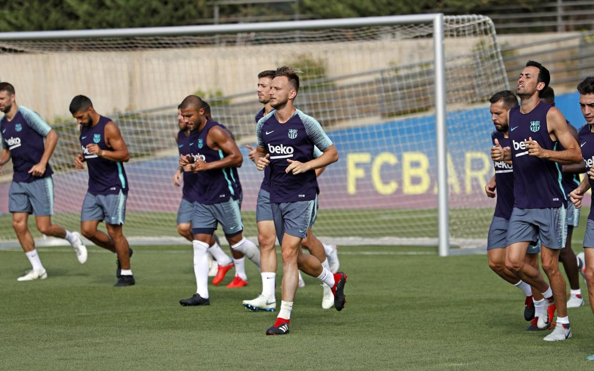 Valverde will take entire squad to Tangier