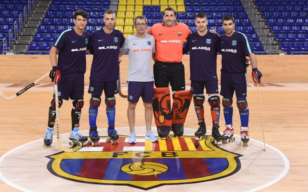 ¡El Barça Lassa vuelve al trabajo!
