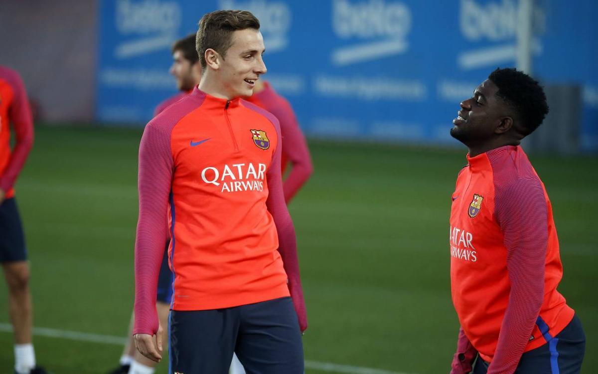 Le FC Barcelone reprend l'entraînement vendredi