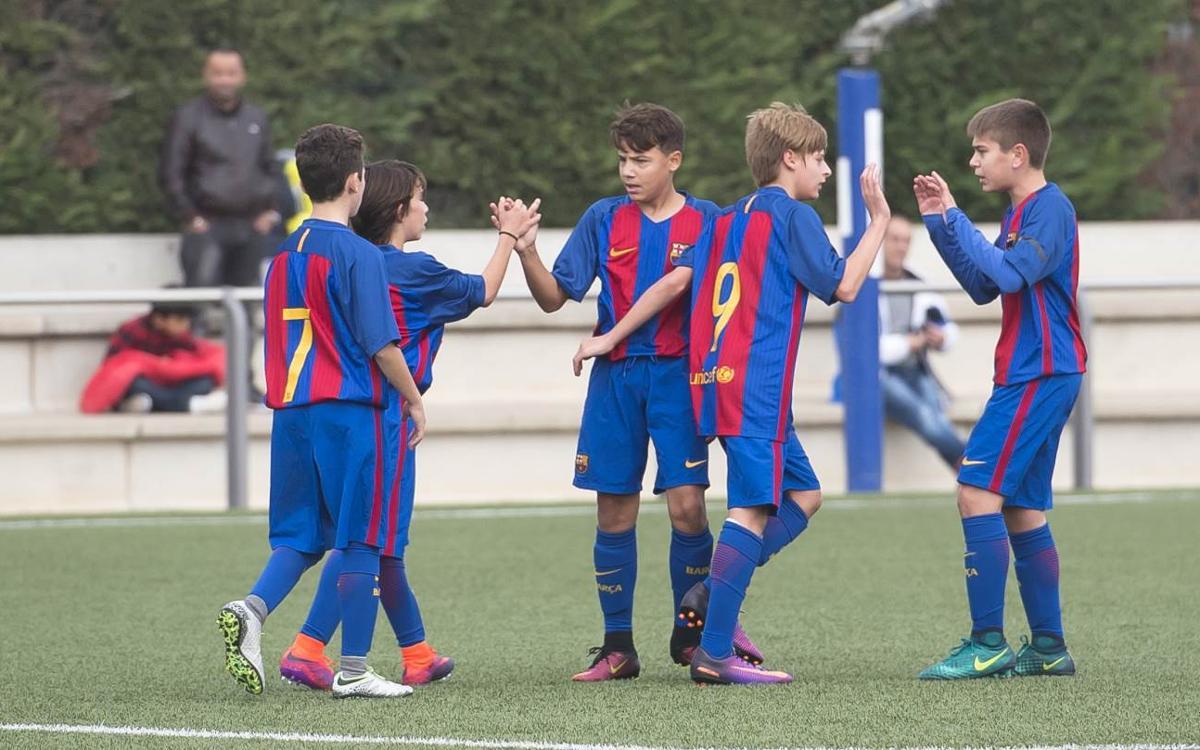 El ADN Barça vuelve a brillar