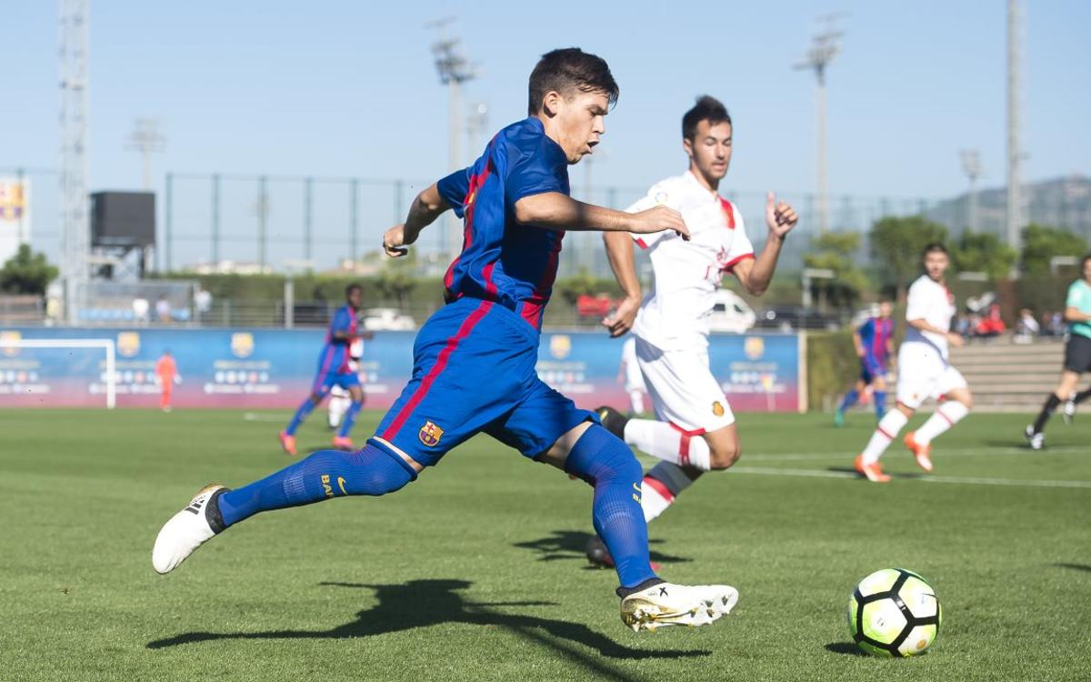 [U19 FOOTBALL] FC Barcelona 2-2 Mallorca: Leaders drop first points