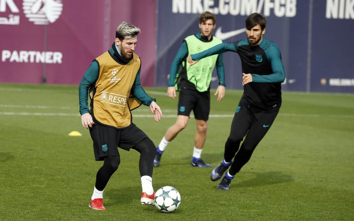Squad announced for the FC Barcelona v Borussia Mönchengladbach Champions League game