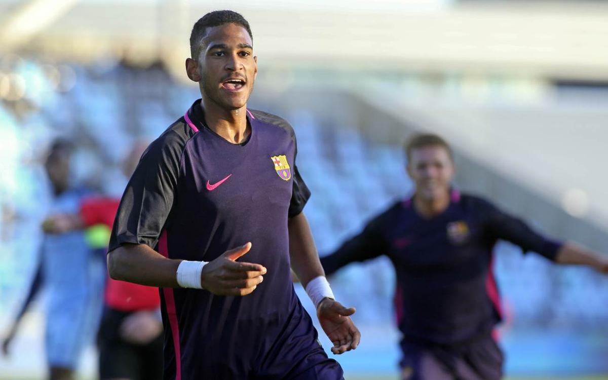 [UEFA YOUTH LEAGUE] Manchester City 0-2 FC Barcelona: Through to last 16 as group winners