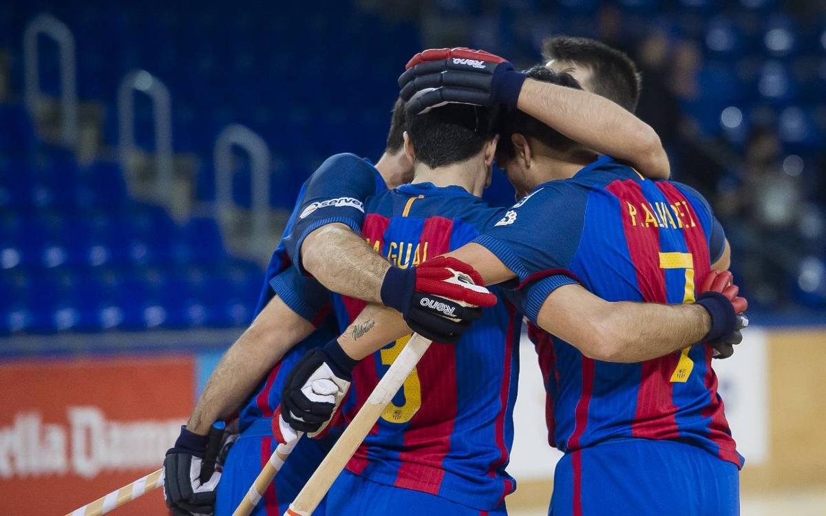 Citylift Girona v FC Barcelona Lassa: Back to winning ways to end the year on a high (2-3)
