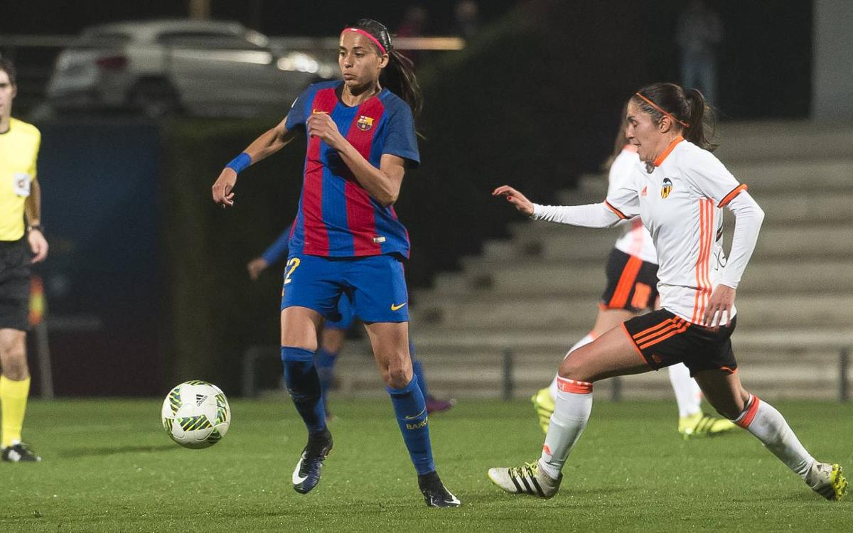 FC Barcelona – València FC: Un punt per seguir sumant (1-1)