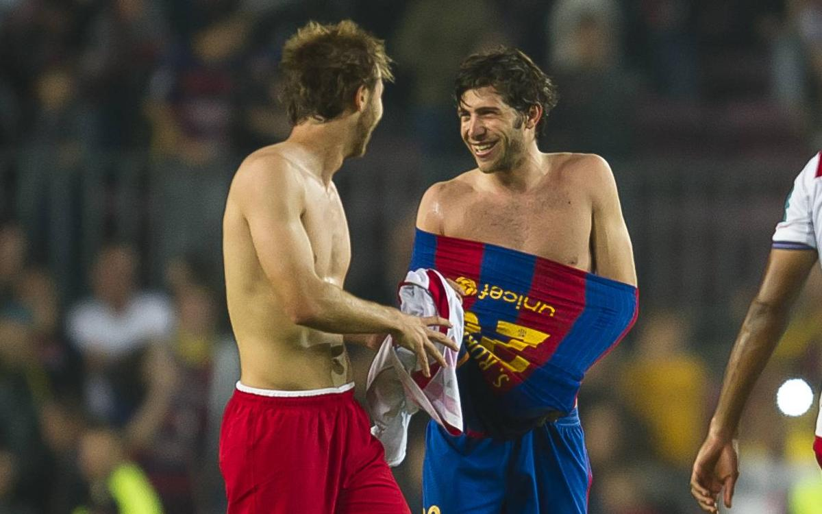 FC Barcelona v Granada (1-0)