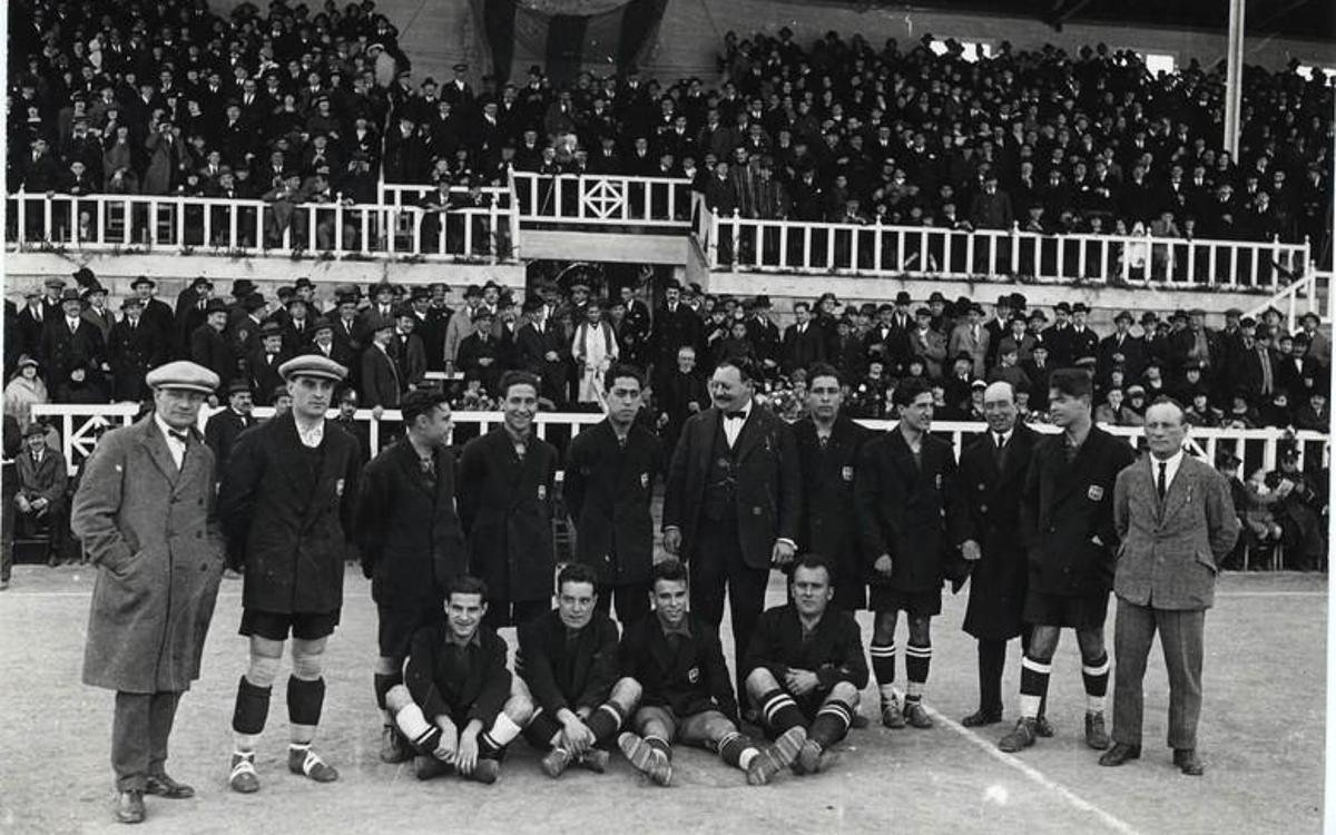 クラブの創立は 1899年