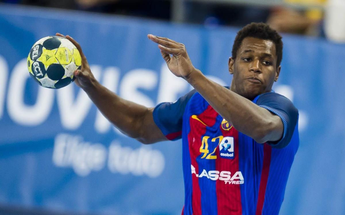 Bada Huesca - FC Barcelona Lassa: Continúa la buena racha (26-30)