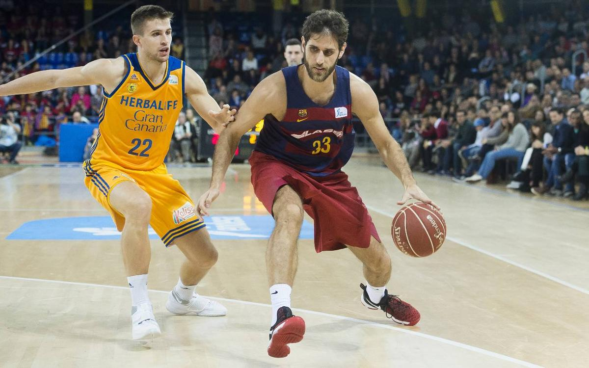 FC Barcelona Lassa v Herbalife Gran Canária: Positivity maintained following triumph at the death (79-78)