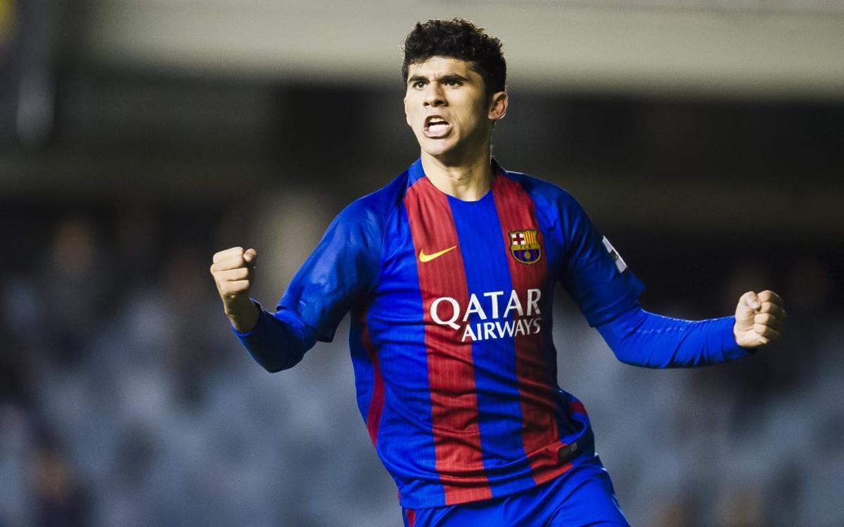 Barça B v Espanyol B: A point apiece in a close game (1-1)