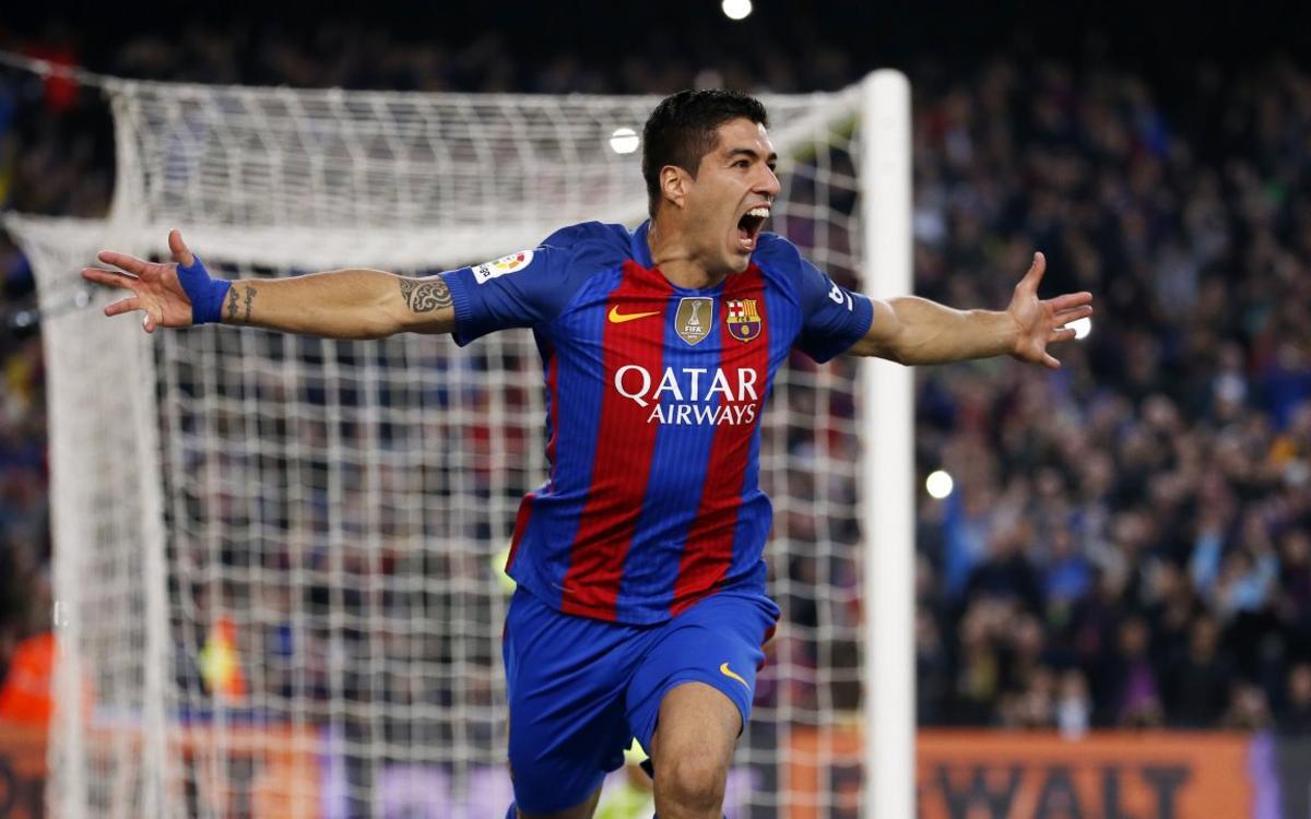 Behind the scenes: Suárez's Clásico Experience