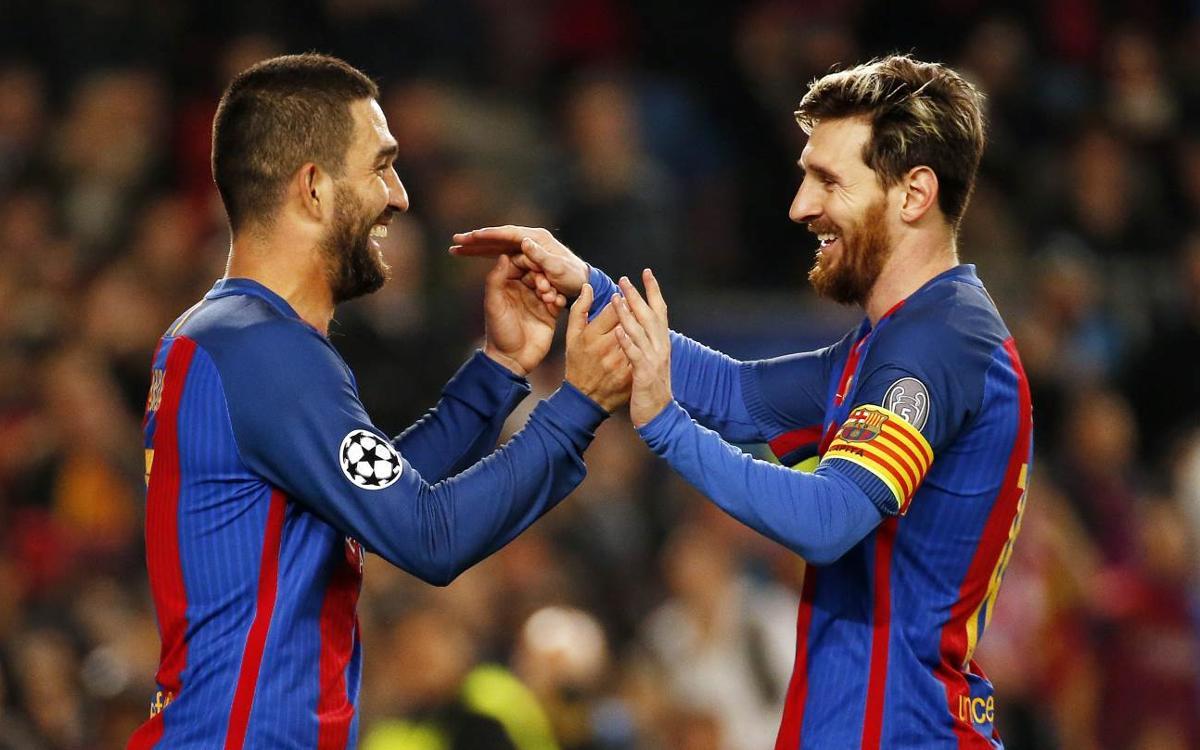 FC Barcelona - Borussia Mönchengladbach: Solvencia azulgrana en Europa (4-0)