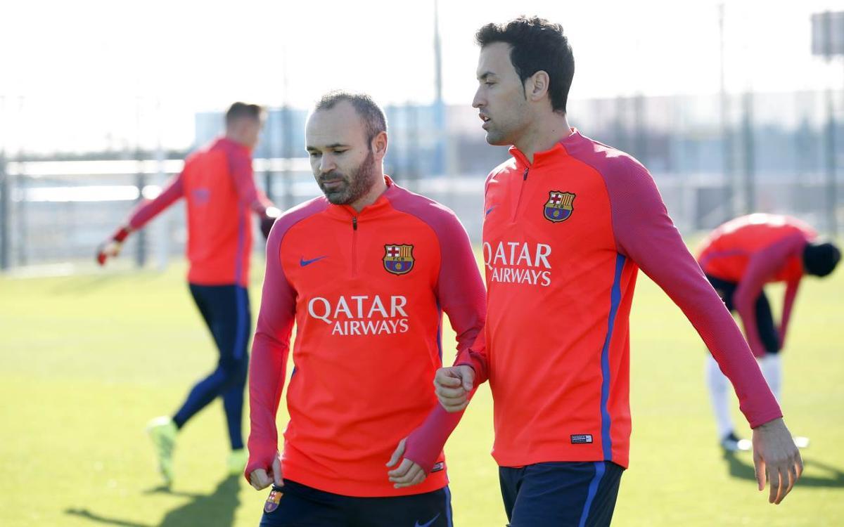 FC Barcelona announce Clásico squad