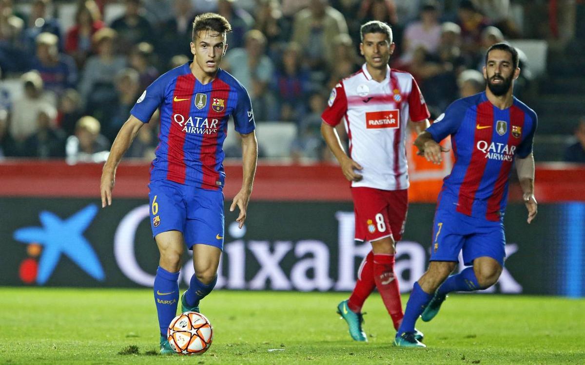 Le résumé de la Supercoupe de Catalogne FC Barcelone - Espanyol, en vidéo