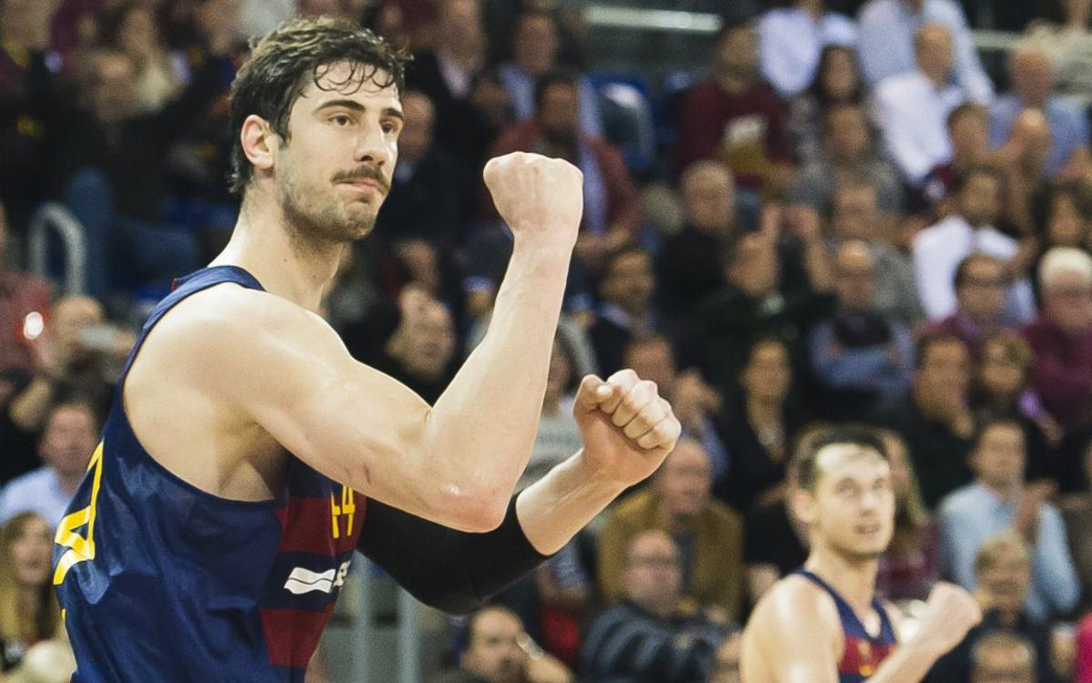 Olympiacos - FC Barcelona Lassa: El primer gran partit de la setmana
