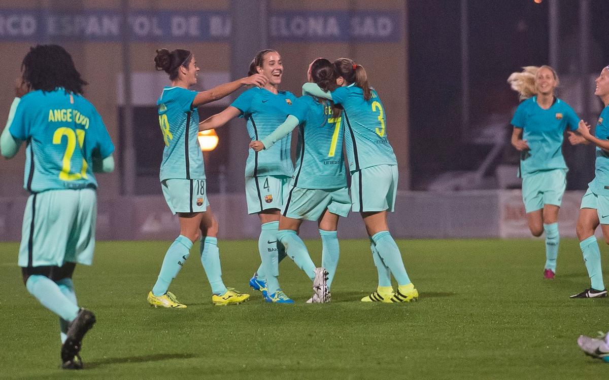 Oiartzun KE - FC Barcelona Femenino (previa): Traca de fin de año