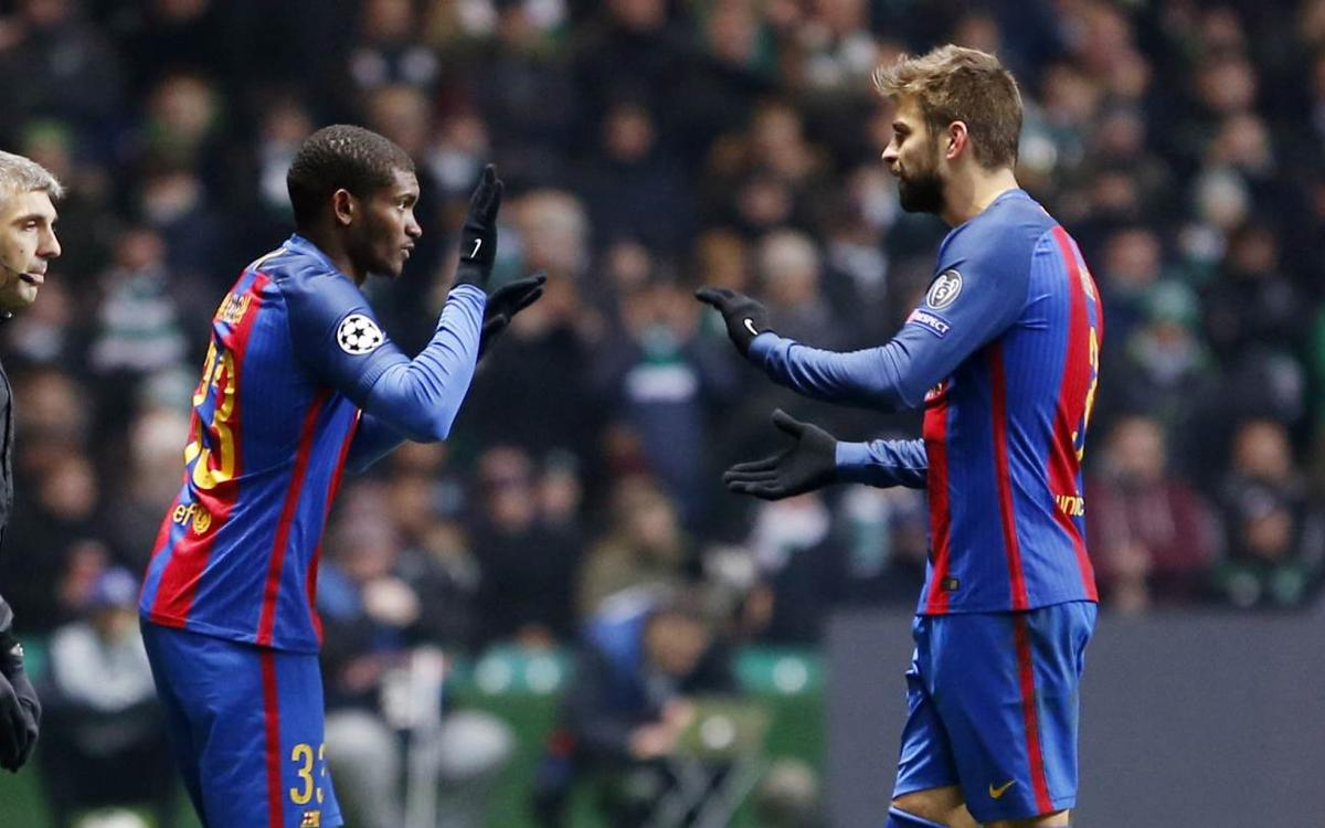 Marlon Santos: Debut at Celtic was incredible