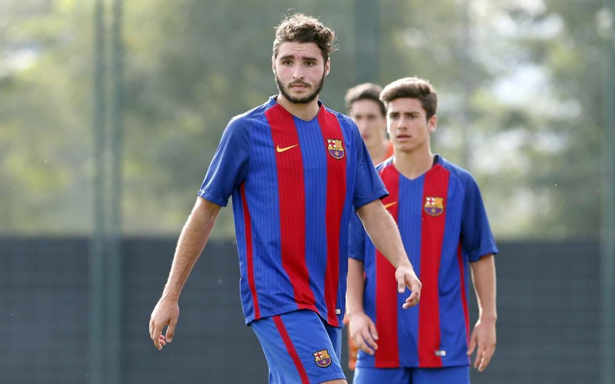 Cornellà - Juvenil A: El líder pierde en el campo del tercero (2-0)