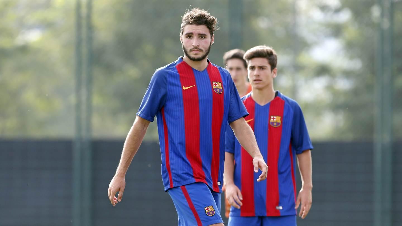 Cornellà 2-0 FC Barcelona U19: Leaders lose at team in third - 웹