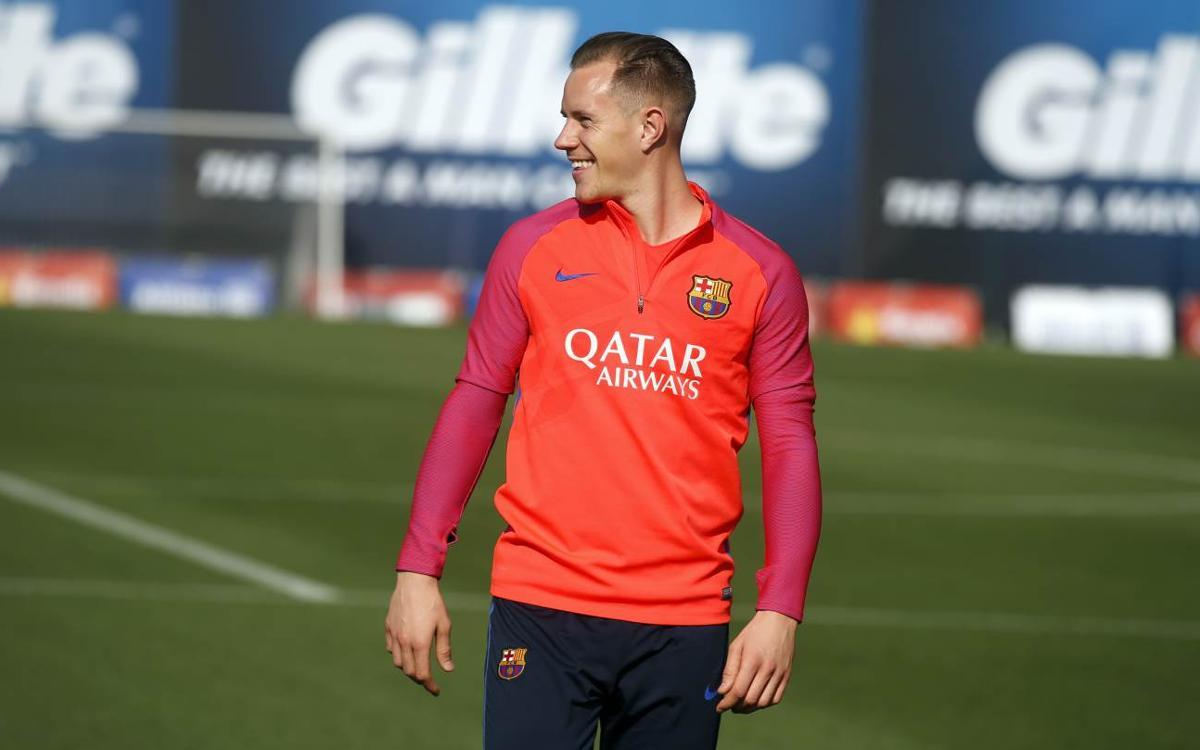 FC Barcelona goalkeeper Ter Stegen: 'We are not machines'