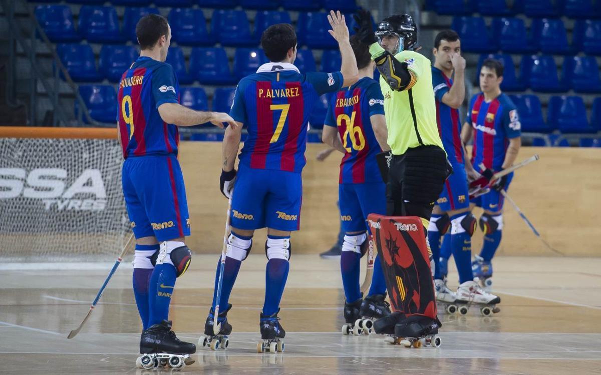 FC Barcelona – Hockey Bassano: Arranca un nuevo reto mayúsculo