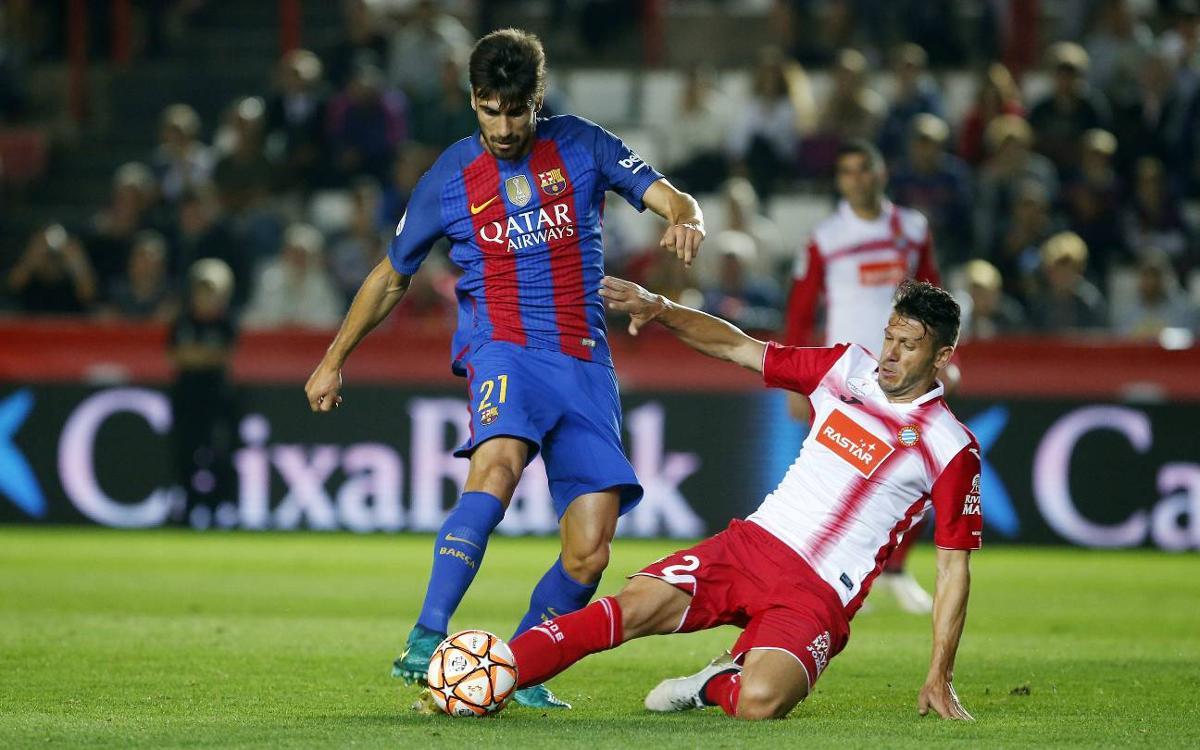 FC Barcelona - RCD Espanyol: Se escapa la Supercopa de Catalunya (0-1)