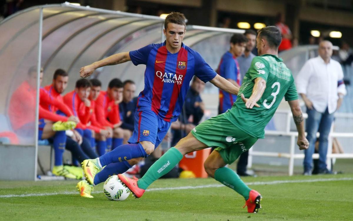 Le top 5 des buts de la Masia (29-30 octobre)