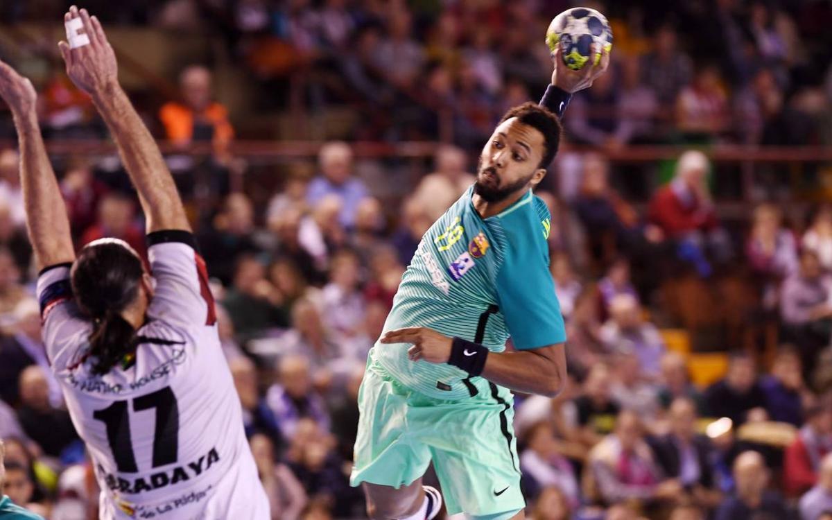 FC Barcelona Lassa 33-28 Naturhouse La Rioja: Cup finalists