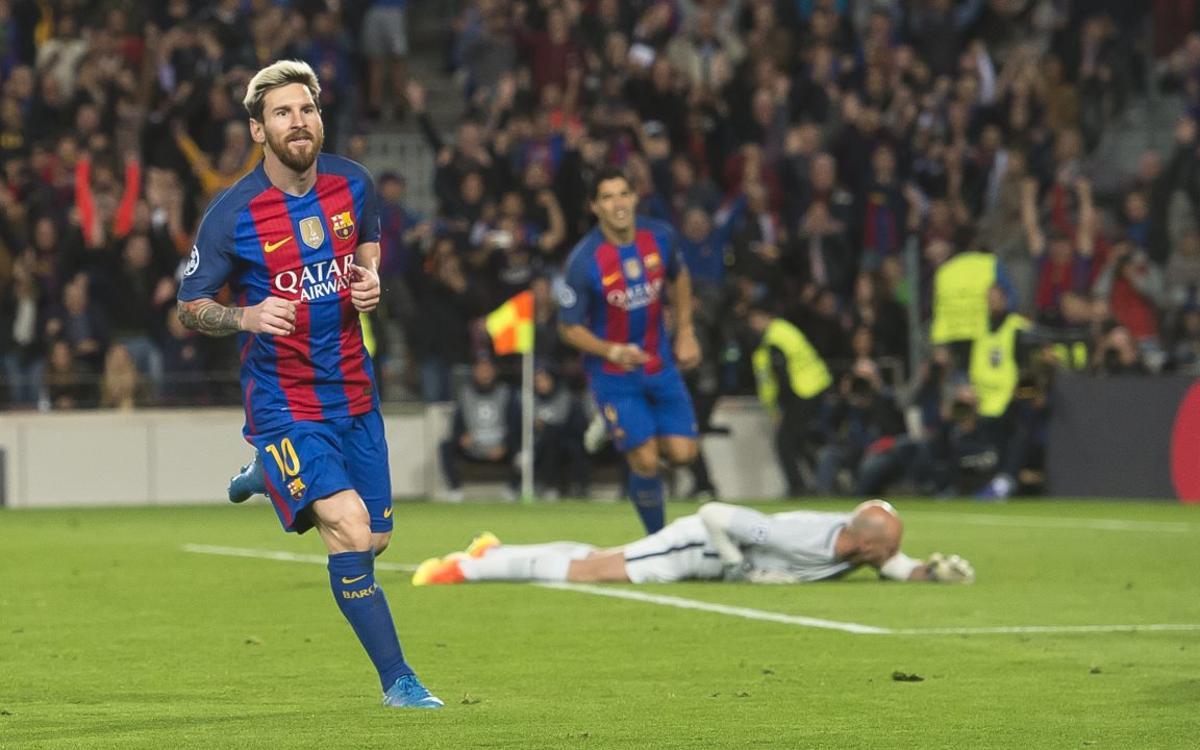 FCバルセロナ - ボルシア・メンヘングラッドバッハ戦プレビュー