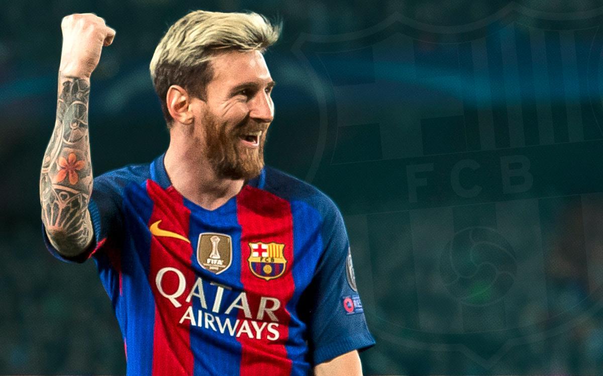 Leo Messi, entre los tres finalistas del premio The Best que otorga la FIFA