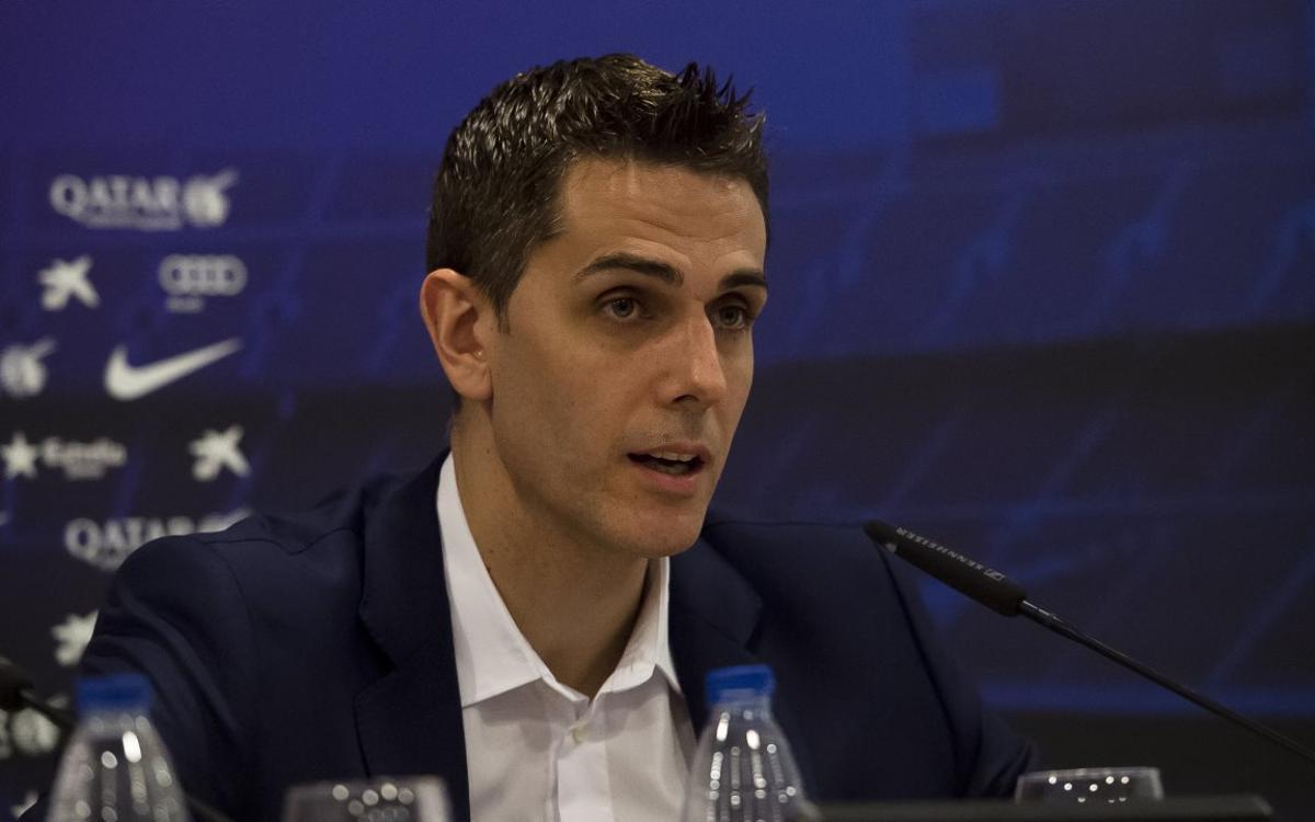 """De la Fuente: """"Intentarem guanyar el Madrid amb l'ajuda del Palau"""""""