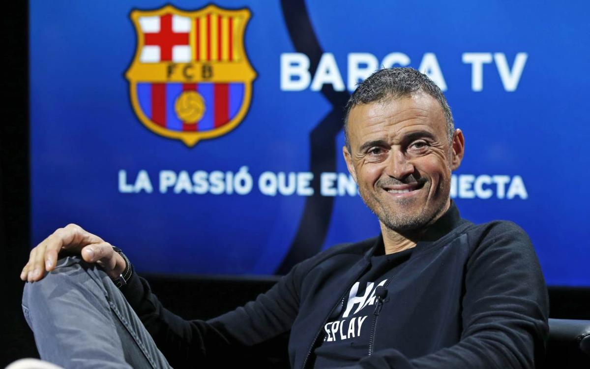 Entrevista exclusiva a Luis Enrique